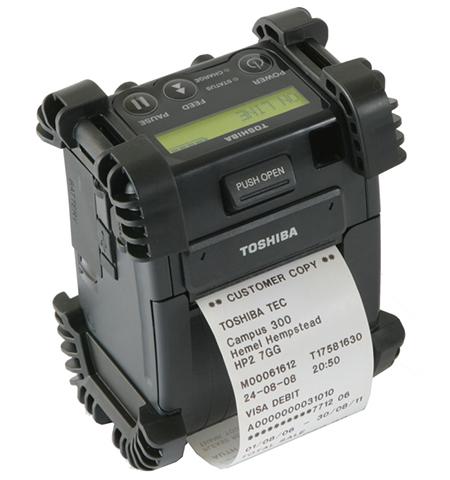 Принтер этикеток Toshiba B-EP2DL RS-232C