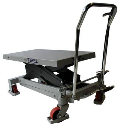 Купить Гидравлический подъемный стол Tisel HT30 в официальном интернет-магазине оргтехники, банковского и полиграфического оборудования. Выгодные цены на широкий ассортимент оргтехники, банковского оборудования и полиграфического оборудования. Быстрая доставка по всей стране