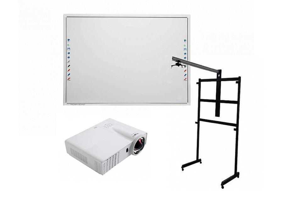 Интерактивный мобильный комплект 78/INV30/STWP06/1 triumph board 78 multi touch 10