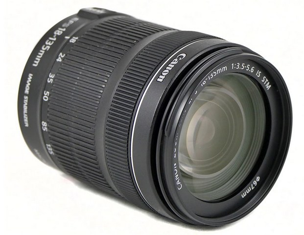 EF-S 18-135mm f/3.5-5.6 IS STM canon ef s 18 135 f 3 5 5 6 is