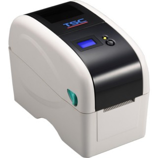 Принтер этикеток TSC TTP-225 (светлый) SUT (с отделителем)