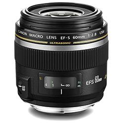 цены EF-S 60mm f/2.8 Macro USM