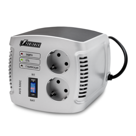 Стабилизатор напряжения_Powerman AVS 1000C