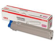 Тонер-картридж TONER-Y-C9655-NEU (43837133 / 43837129) perseus toner cartridge for oki c9655 9655 c9655n c9655dn color full compatible 43837132 43837131 43837130 43837129