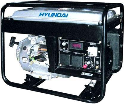 Бензиновый генератор hyundai hy9000le 3 как настроить полуавтоматический сварочный аппарат