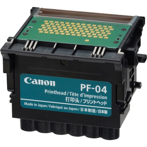 Печатающая головка Canon PF-04 (3630B001) 1 pc pf04 printhead resetter for canon ipf650 ipf655 ipf750 ipf755 printer
