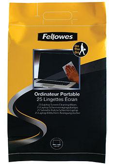 Купить Чистящие салфетки для экранов ноутбуков Fellowes в официальном интернет-магазине оргтехники, банковского и полиграфического оборудования. Выгодные цены на широкий ассортимент оргтехники, банковского оборудования и полиграфического оборудования. Быстрая доставка по всей стране