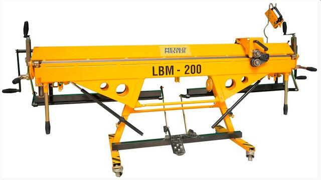 MetalMaster Euromaster LBM 250