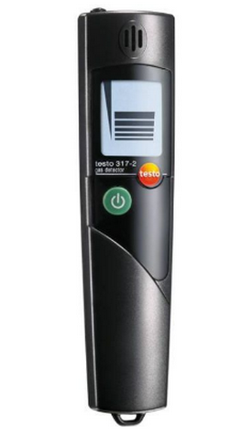 Детектор утечки газов Testo 317-2  детектор утечки газа testo 316 1