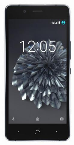 bq Aquaris Х5 Plus (16+2GB) Black/Grey