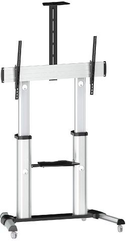 Мобильная стойка для панелей и телевизоров   DSM-P106C