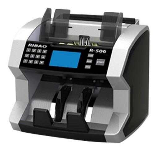 Счетчик банкнот Ribao R-506