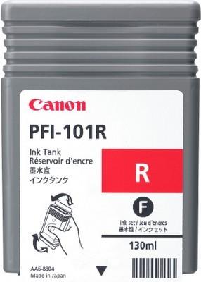Картридж Canon (PFI-101R) Red (0889B001)