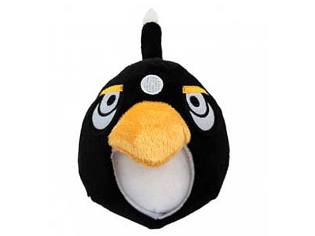 3D заготовка Angry birds черная Компания ForOffice 1091.000