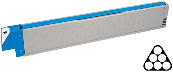 Тонер-картридж TONER-WT-Pro9542 (45536543) compatible toner tektronix 790 printer bulk toner powder for tektronix phaser 790 790dp 790n toner refill for tektronix toner