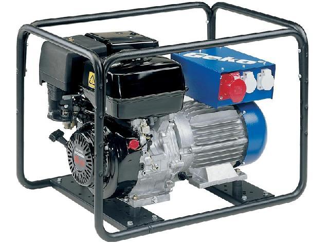 Бензиновый генератор_Geko 4400 ED-A/HEBA