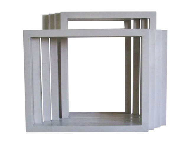 Рама алюминиевая 400 х 500 мм (профиль 20 х 30 х 1 мм) от FOROFFICE
