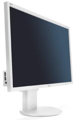 Монитор_24 NEC MultiSync EA244WMi silver/white