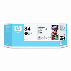 3 картриджа HP MultiPack 3xInkjet Cartridge №84 Black (C9430A)