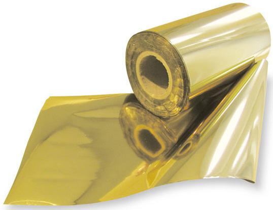 Фольга для горячего тиснения   Gold 107-1 (SP-G04) (100мм)
