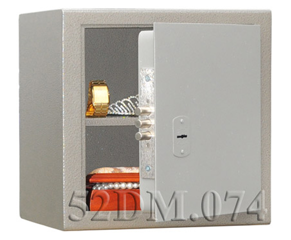 Мебельный сейф_Bestsafe 52DM.074 Компания ForOffice 3715.000