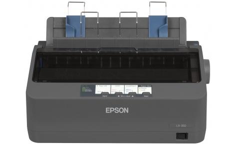 Epson LX-350 принтер epson lx 350 матричный цвет черный [c11cc24031 ]