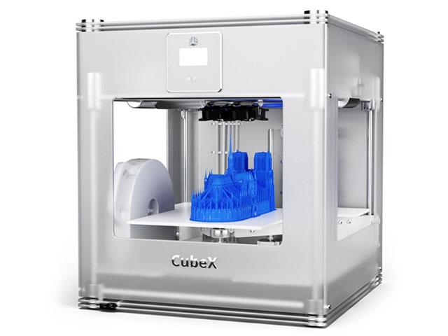 3D принтер_3D Systems CubeX