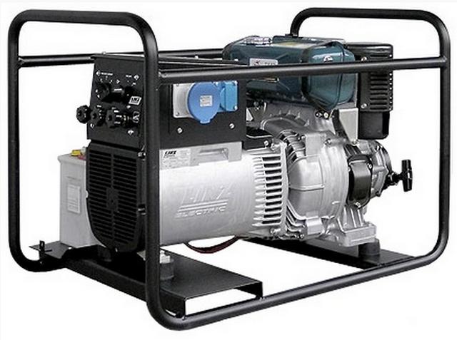 Energo ED 6.5/400-W220R