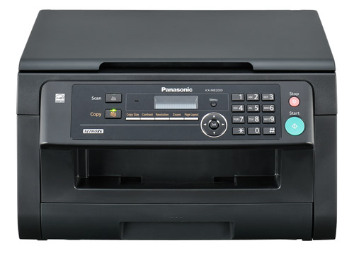 Многофункциональное устройство (МФУ)_KX-MB2000RU-B