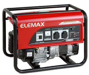 Бензиновый генератор_Elemax SH 3200 EX-R