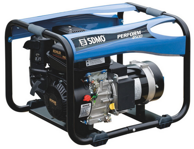 Бензиновый генератор_SDMO Perform 4500