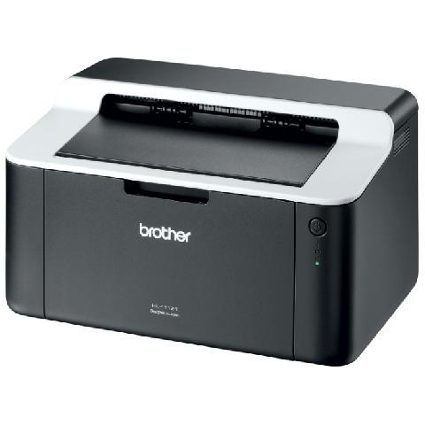 HL-1112R (HL1112R1) принтер brother лазерный hl 5470dw лазерный светодиодный черный черно белая а4