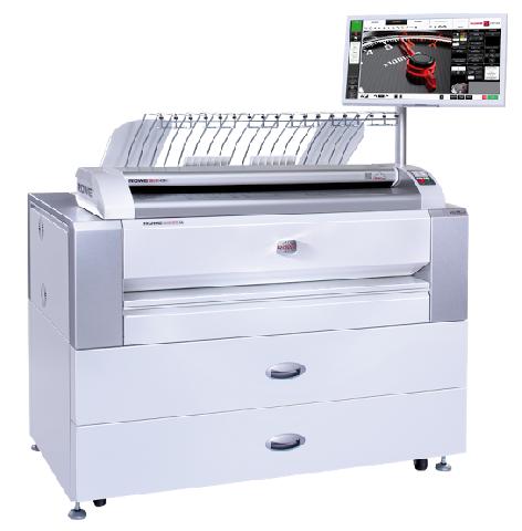 Купить Инженерная система Rowe ecoPrint i10L+ Scan 450i в официальном интернет-магазине оргтехники, банковского и полиграфического оборудования. Выгодные цены на широкий ассортимент оргтехники, банковского оборудования и полиграфического оборудования. Быстрая доставка по всей стране