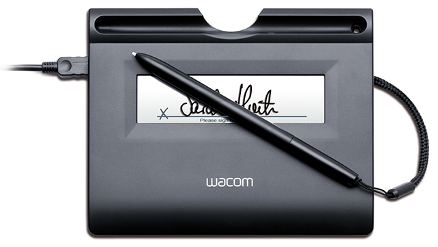 Wacom STU-300B