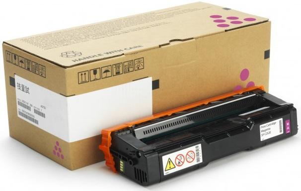 Принт-картридж SPC252E малиновый for ricoh 3350 4000 5000 scan card with memory d3775713 mlb32