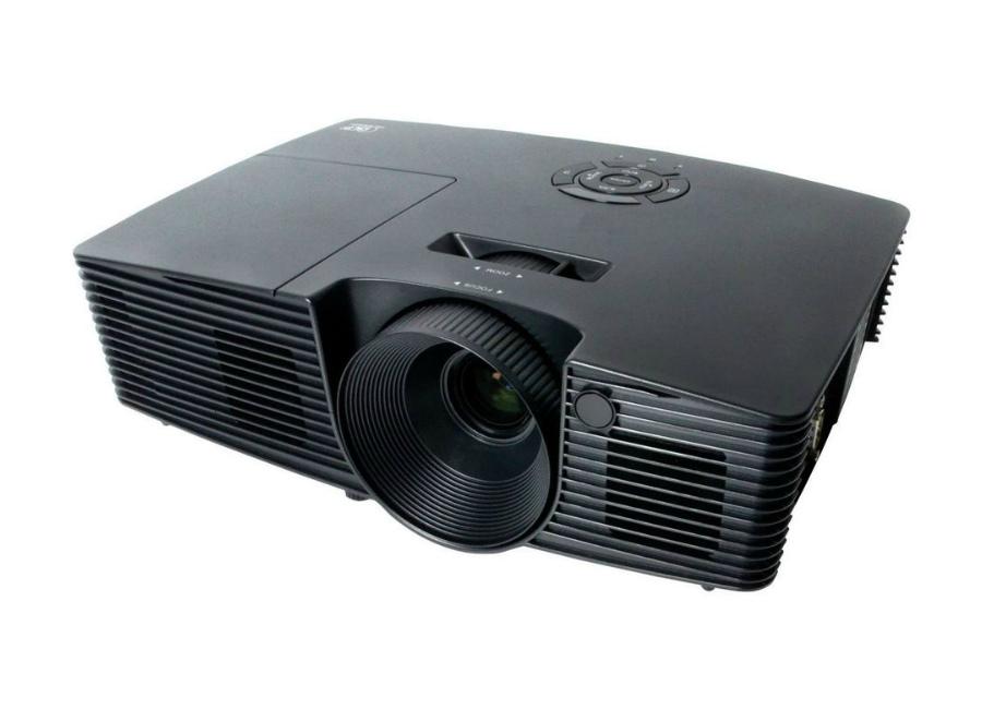 IN226ST ricoh ricoh pj k360 офис короткофокусный проектор dlp чип 3500 лм разрешение xga большой экран короткий hdmi