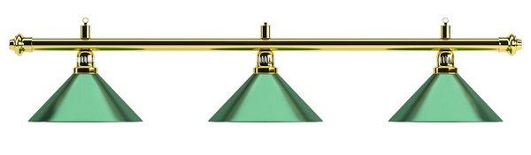 Светильник Evergreen D35 (зеленый, 3 пл.)