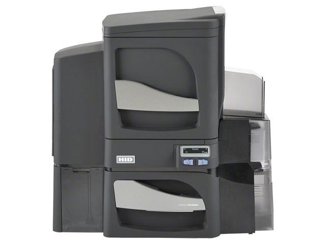 Принтер для пластиковых карт Fargo DTC4500e DS LAM1 +MAG