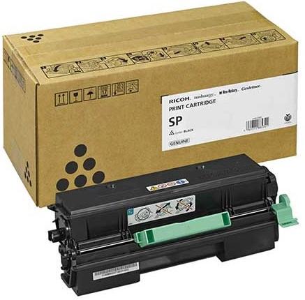 Print Cartridge черный SP 400E for ricoh 3350 4000 5000 scan card with memory d3775713 mlb32