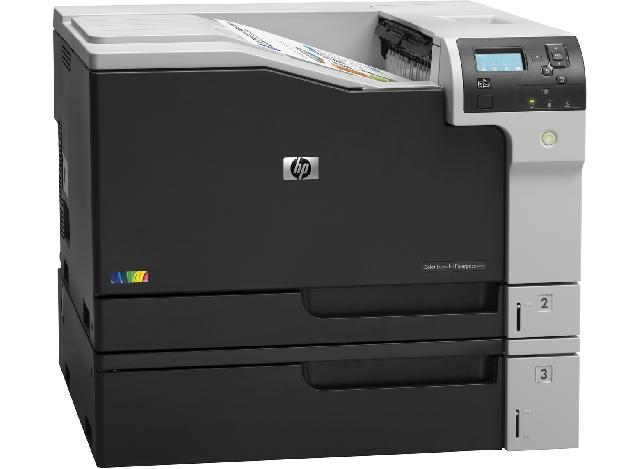 HP Color LaserJet Enterprise M750n (D3L08A) принтер hp color laserjet enterprise m652dn