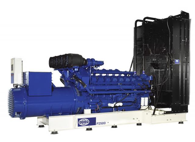 ��������� ��������� FG WILSON P2500-1/P2500-1E ����.