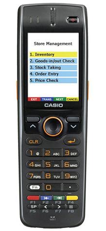 �������� ����� ������ Casio DT-X7M30E