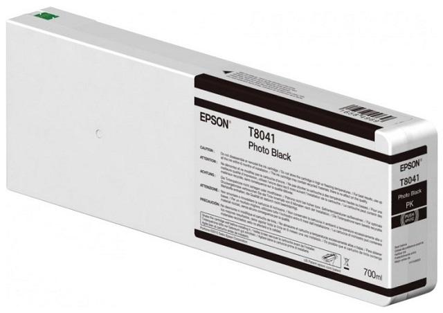 T8041 Photo Black 700 мл (C13T804100) принтер epson surecolor sc p9000 std c11ce40301a0