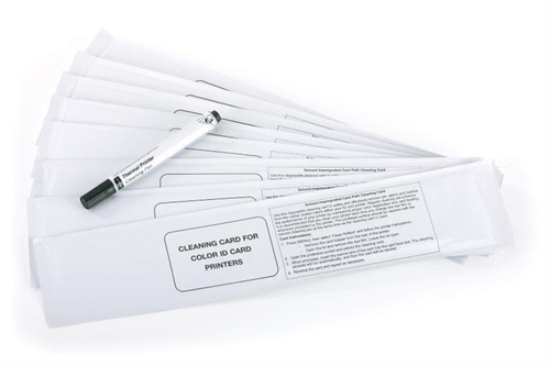 Комплект для чистки принтеров Magicard Cleaning Kit Rio/En+ Компания ForOffice 1437.000
