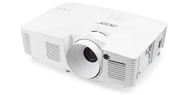 X137WH портативный проектор acer x137wh
