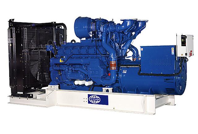 Дизельный генератор FG WILSON P1250P3 / P1375E3 откр.