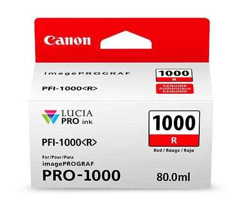 Картридж Canon PFI-1000 R (красный)