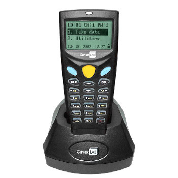 �������� ����� ������ CipherLab 8000L � ���������� RS-232
