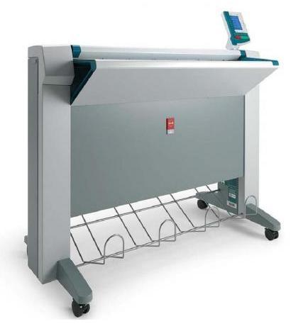 Широкоформатный сканер_Oce TC4XT-SA c возможностью сканировать толстые оригиналы