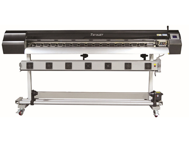 Сольвентный плоттер_TwinJet SJ-1805 Компания ForOffice 350000.000